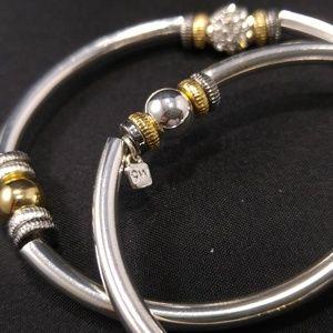 Nine West Jewelry - Nine West Matching Bangle Stretch Bracelets